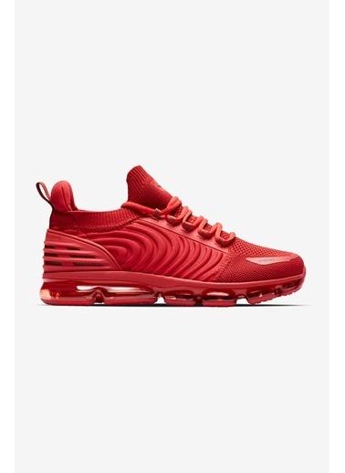 Lescon Airtube Pegasus 2 Kırmızı Erkek Spor Ayakkabı Kırmızı
